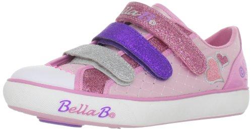 Skechers CurtsiesTriple Twirl 82031L PMLT, Mädchen Sneaker, Pink (PMLT), EU 31