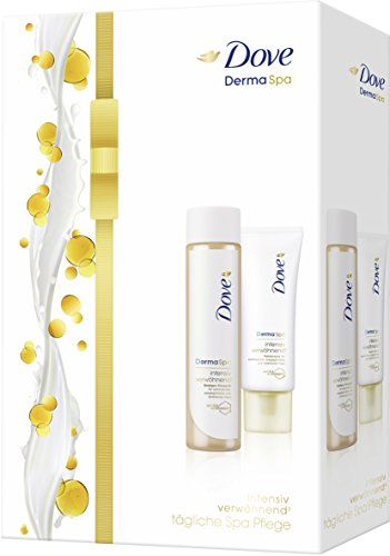 Dove Giftset DermaSpa / Body Oil 150ml + Crema Mani 75 ml