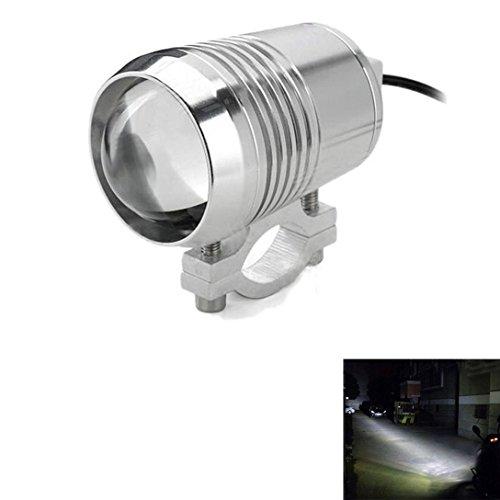 Sport family 1 x Motorrad LED Scheinwerfer 12V 30W U2 LED Nebellicht Wasserdichte Arbeitslampe Weiß