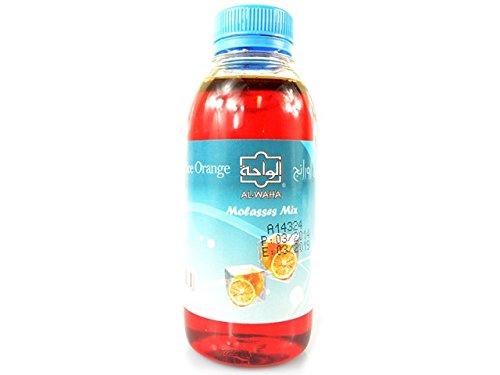 Al Waha Molasse - Ice Orange 250ml