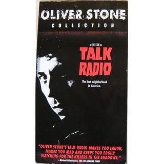 Talk Radio [VHS]