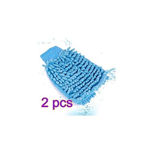 tinksky-2-pcs-douce-microfibre-chenille-voiture-auto-vehicule-lavage-mitt-glove-couleur-aleatoire