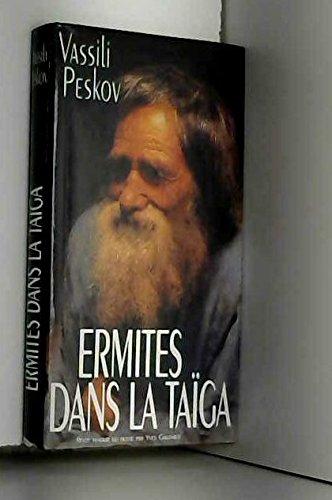 Ermites Dans La Taiga [Pdf/ePub] eBook