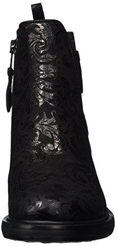 Mjus - 544245-0701-6002, Chelsea Bottes Femme Noir (noir)