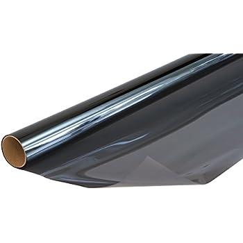 Lifetree spiegelfolie sonnenschutzfolie f r fenster t nungsfolie selbstklebend braun 60 200cm - Thermofolie fenster ...