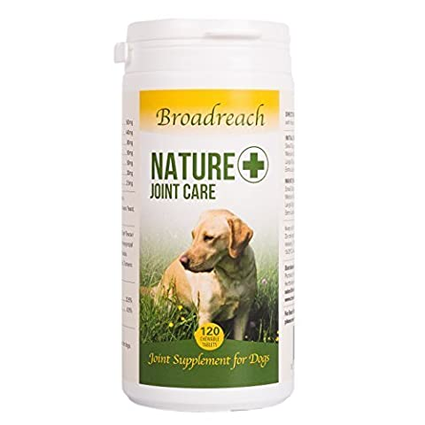 Advanced Joint Supplement for Dogs - All Natural Ingredients -