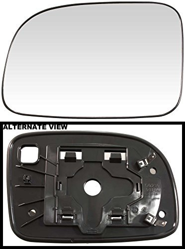 apdty-67769-side-view-mirror-replacement-glass-fits-left-driver-side-2007-2009-hyundai-sante-fe-mode