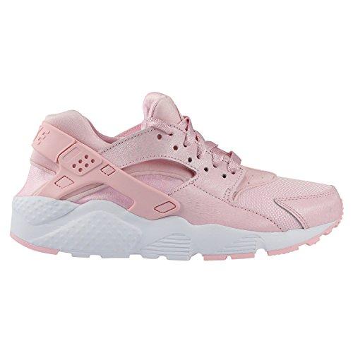 meet b6f7e db3c4 Nike Zapatillas Huarache Run Se (GS) Prism Pink White, Chaussures de  Fitness Femme