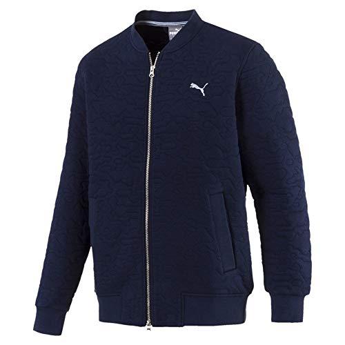 Preisvergleich Produktbild Puma Golf Herren Camo Bomberjacke Peacoat S