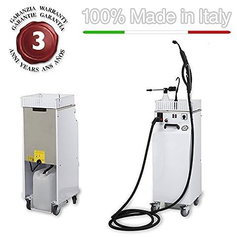 EOLO AV05TRA appareil professionnel pour la production de vapeur de