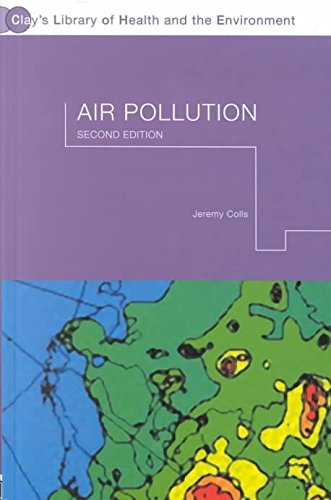 [(Air Pollution)] [By (author) Jeremy Colls] published on (November, 2002)