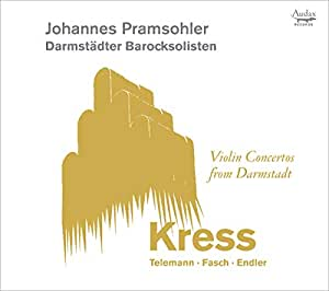 Violin Concertos from Darmstadt