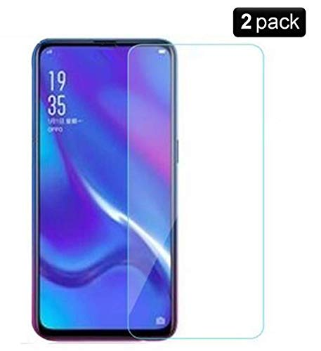PaceBid [2 Stück] Huawei Honor Magic 2 Panzerglas Schutzfolie, Tempered Glass [9H Härte][Anti-Fingerabdruck][Ultra-klar] Panzerglasfolie Displayschutzfolie Für Huawei Honor Magic 2