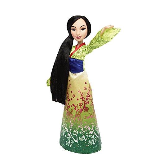 Disney Princess Disney Muñeca, color verde (Hasbro B5827ES2)