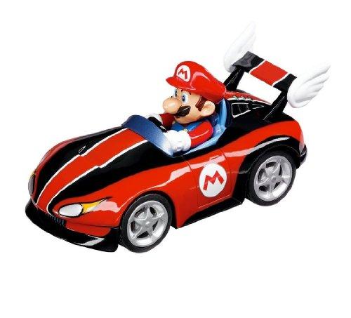Carrera Coche GO 143 Mario Kart Wii: Wild Wing y Mario, escala 1:43 (20061259)