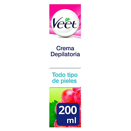Veet Crema depilatoria - Natural Inspirations