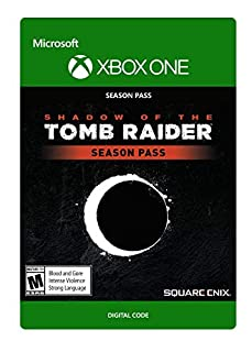 Shadow of the Tomb Raider - Season Pass - Xbox One [Digital Code] (B07FYQ79Q1) | Amazon price tracker / tracking, Amazon price history charts, Amazon price watches, Amazon price drop alerts