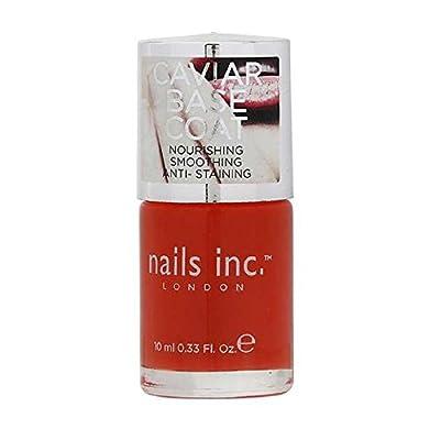 Nails Inc London : Caviar Base Coat 10ml