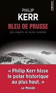 Bleu de Prusse par Philip Kerr