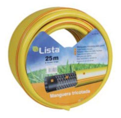 LISTA 918 N2 – 25 – tuyau d'arrosage 19 mm x 25 m li
