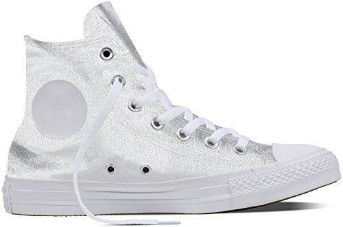 Converse All Star Hi W chaussures Blanc