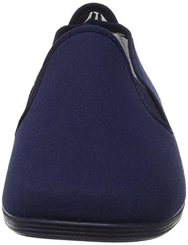 Flossy Gaudix, Espadrilles homme Bleu - Blue (102)
