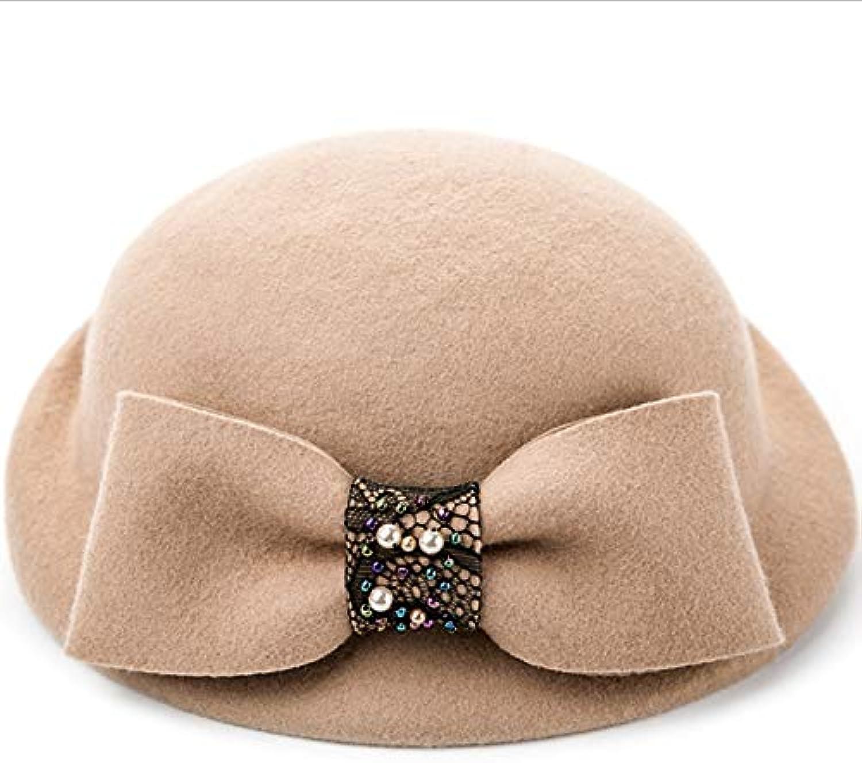 GHC Cappelli e Autunno Cappellini Autunno e Inverno Cappello Nuovo Prodotto Cappello  Donna in Lana Trend Fashion Bellet... Parent 7493b0 83e87e956bd6