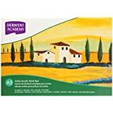 Derwent Academy Acrylic Pad 12 Sheets - A3 Landscape