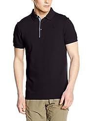 The North Face M Premium Polo Piquet - Camiseta para hombre, color negro, talla 2XL