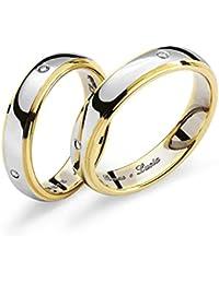 c41a200116 anello unisex gioielli Comete Fedi misura 20 elegante cod. ANB 1110BG M20