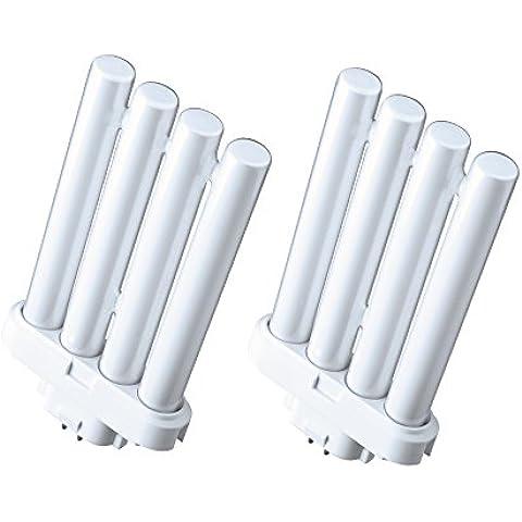 Tv Das Original 03369 Day Light - Bombilla para Lámpara de Luz Natural (2 unidades)
