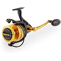 Penn Spinfisher SSV10500 - Carrete de pesca frontal (13 kg), color negro