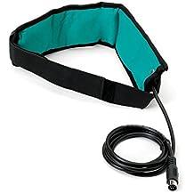 Banda elástica terapéutica para magnetoterapia de baja frecuencia con cable con 3 bobinas para modelo MAG2000