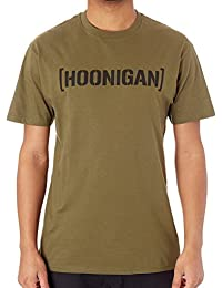Hoonigan Camiseta Bracket Logo Army