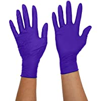 St John Ambulance Nitrile Powder-Free Extra-Sensitive Medium Gloves - 100-Pack