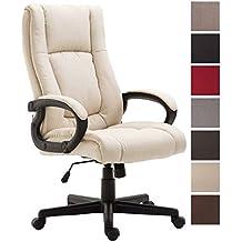 Sedie Per Ufficio Bianca Clp Amazon It