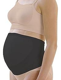 Medela Bauchband, stützend während Schwangerschaft und Stillzeit, Nahtlos und Atmungsaktiv, 2018
