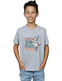 Looney Tunes Niños Vintage Bugs Bunny Camiseta