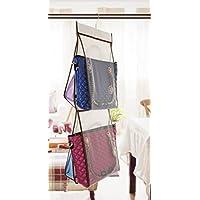 GYMNLJY Guadai Stereo Multi-strato mesh Bag borse d'attaccatura custodia borsa armadio Multi-Purpose deposito borse , 2