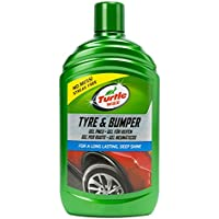 Turtle Wax FG7833 Green Line Gel Gomas y Plásticos, Verde, 500 ML