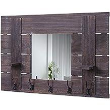 Berühmt garderobenpaneel mit spiegel - Suchergebnis auf Amazon.de für KU11