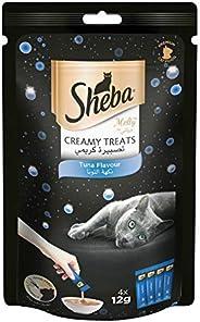 SHEBA Melty Tuna Flavor 48g (12gx4sachet)