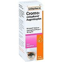 Cromo-ratiopharm Augentropfen, 20x0,5 ml preisvergleich bei billige-tabletten.eu