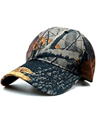 Baiter Casquette de baseball unisexe Motif camouflage