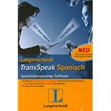 Langenscheidt - TransSpeak Spanisch
