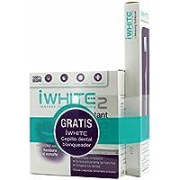 IWHITE - 2 INSTANT MOLDES + CEPILLO DENTAL BLANQUEADOR IWHITE - moldes-cepillo-iwhite