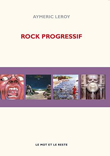 Rock progressif par Aymeric Leroy