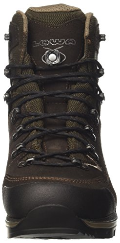 Lowa Vantage Gtx Mid, Stivali da Escursionismo Uomo Marrone (Braun/Beige)