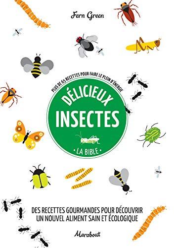 Délicieux insectes par  Fern Green