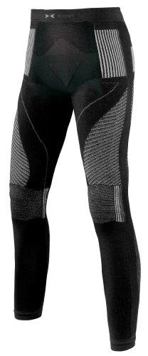 X-Bionic Damen Skiunterwäsche Eacc Extra Warm Pants Long, black/pearl grey, L/XL, I 20115